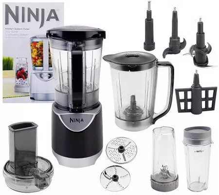Ninja Kitchen System Pulse 48 oz Blender with Accessories