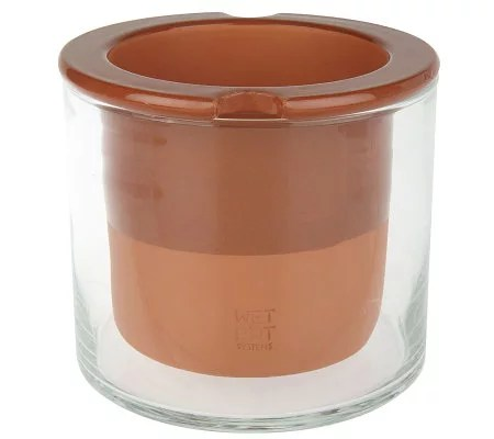 qvc.com shopping kitchen building an outdoor wet pot self watering planter - page 1 —