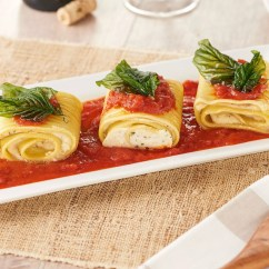 Qvc.com Shopping Kitchen Refurbished Table Annabelle S 12 6 Oz Lasagna Rollups Page 1 Qvc Com Product Detail