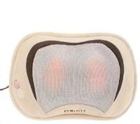 Homedics 3D Shiatsu Massage Pillow with Heat - Page 1 ...
