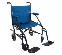 Drive Medical Superlight Folding Transport Chair - Page 1 ...