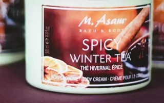 M. ASAM® Bath & Body Spicy Winter Tea