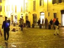 Música nocturna en Roma