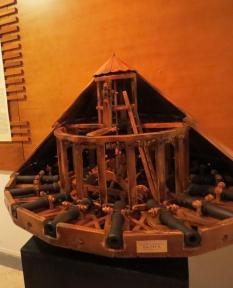 Máquinas de Leonardo Da Vinci