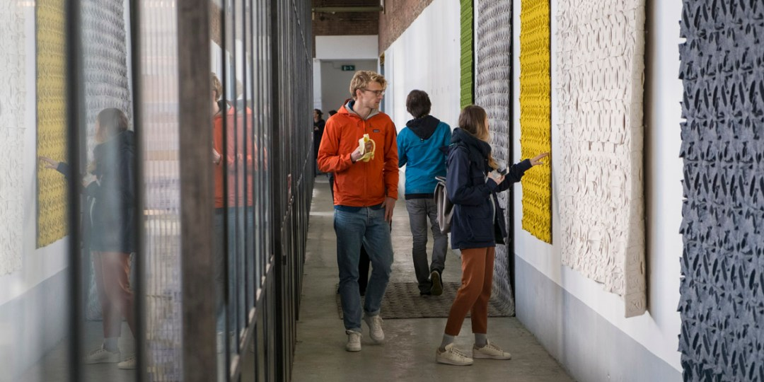 Dutch Design Week Eindhoven expositie van Qvilt voerkleden