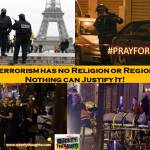 Terrorism has no Religion or Region