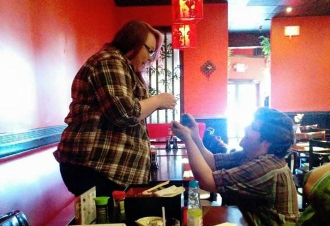 Seth proposed...