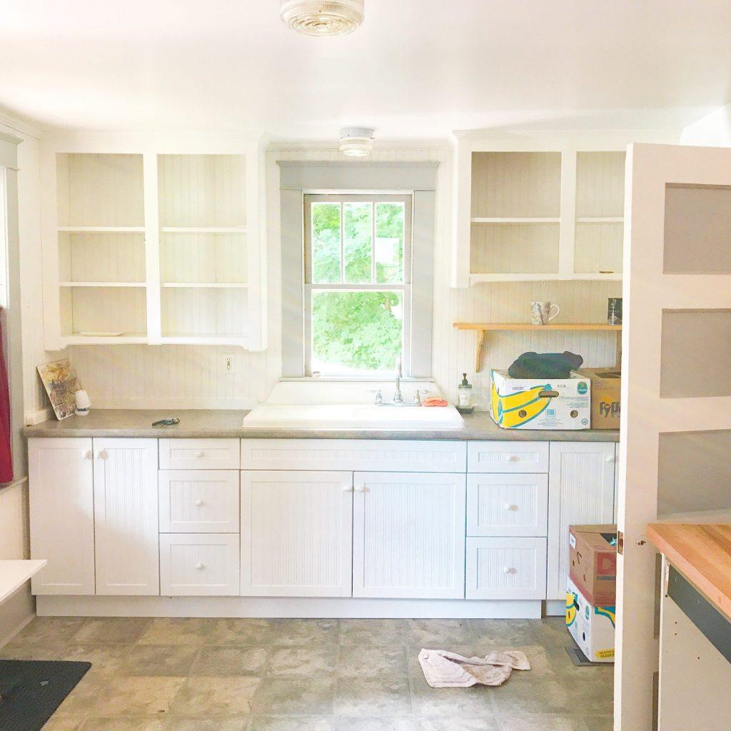 My kitchen is Pinterest worthy, tbh.