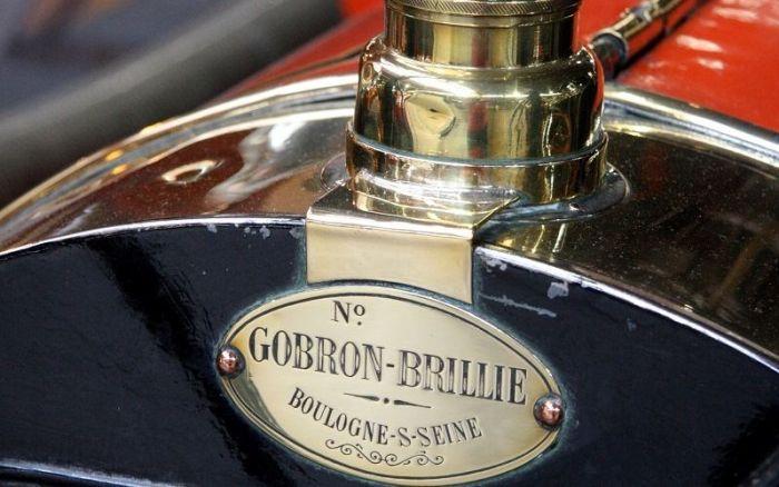 Gobron-Brillié Opposed Piston