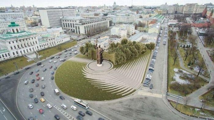 Боровицкая площадь