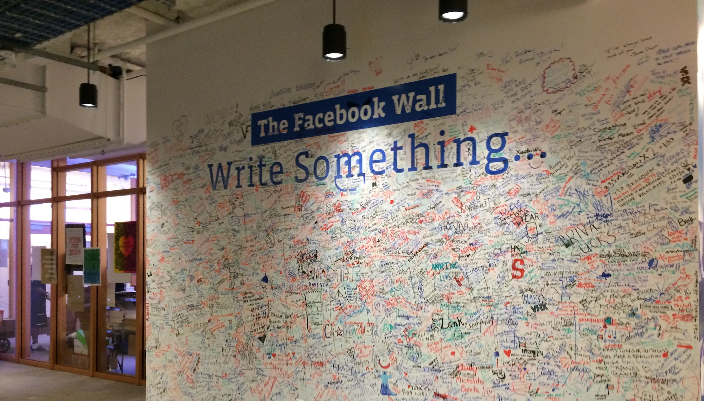How Facebooks fancy New York office explains its