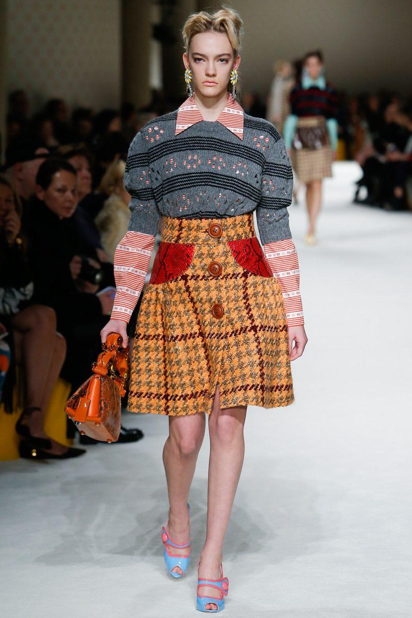 Miu Miu Fall 2015 Paris Fashion Week Show