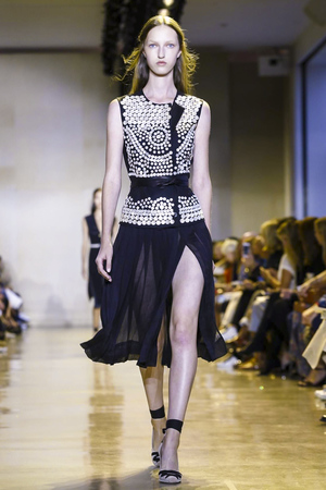 Altuzarra Fashion Show Ready to Wear Collection Spring Summer 2016 in New York