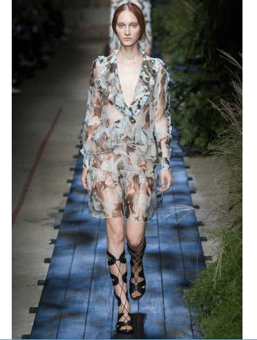 Erdem Spring 2015 London Fashion Week Show