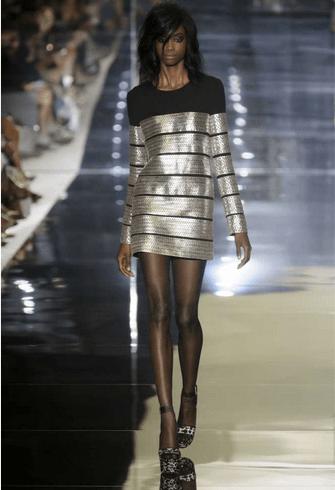 Tom Ford Spring 2015 London Fashion Week