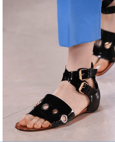 Jonathan Saunders Spring 2015 London Fashion Week Show