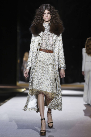 Ermanno Scervino Fashion Show, Ready To Wear Collection Fall Winter 2016 in Milan