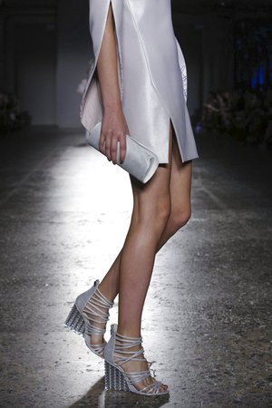 Genny, Women Fashion Show, Ready to Wear Collection Spring Summer 2017 in Milan