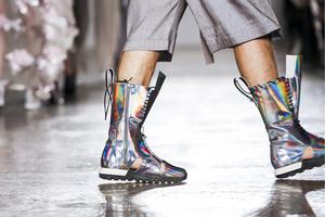 Grinko Spring 2018 Milan Fashion Week Show