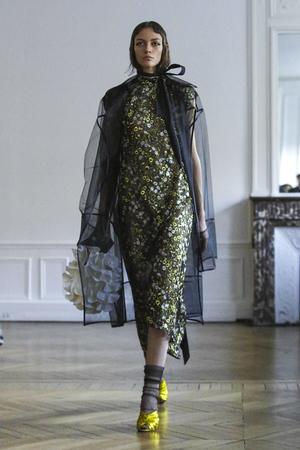 Hyun Mi Nielsen Fall 2017 Couture Week Show