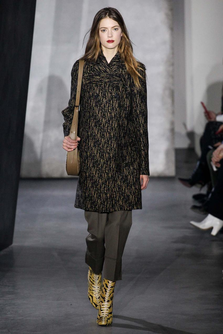 3.1 Phillip Lim Fall 2015 New York Fashion Show