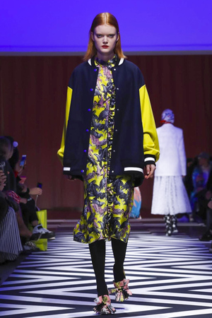 MSGM Fall 2017 Milan Fashion Week Show