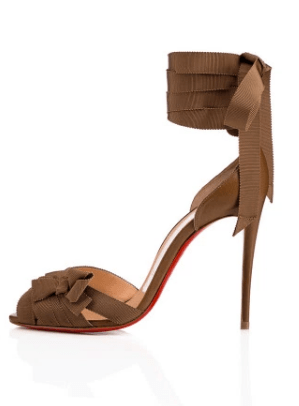 Christian Louboutin New Nudes Collection