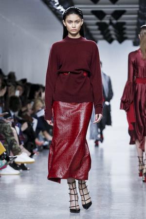 Teatum Jones Fall 2017 London Fashion Week Show