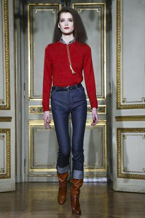 Vanessa Seward Fall 2015 Paris Fashion Week Show