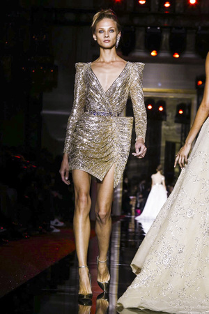 Zuhair Murad Spring 2017 Haute Couture Show