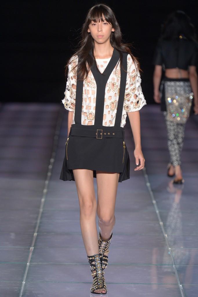 Fausto Puglisi Spring 2015 Milan Fashion Show