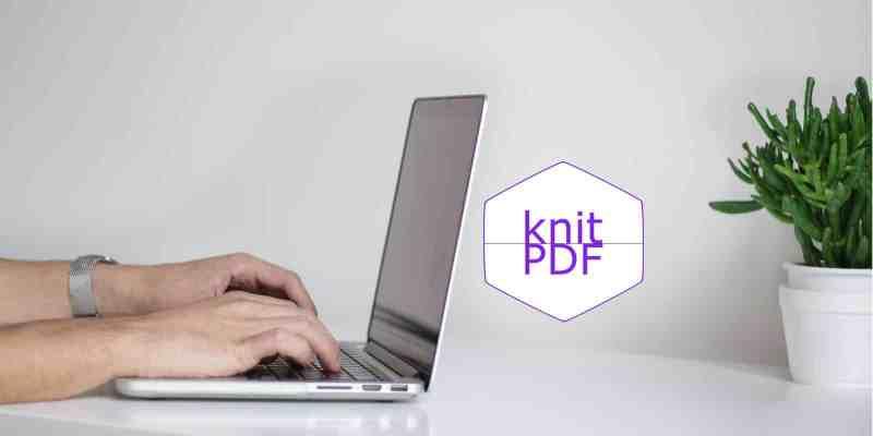 PDF Erzeugen | RStudio