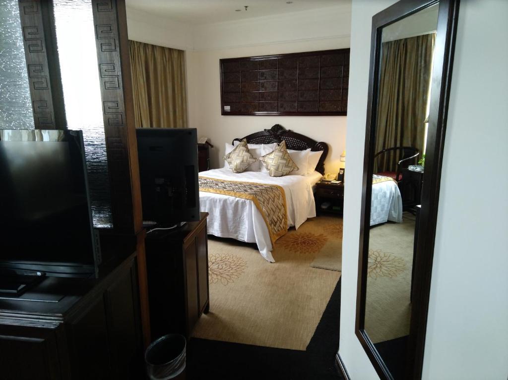 Jindu Crown Hotel Nanchang China Booking Com
