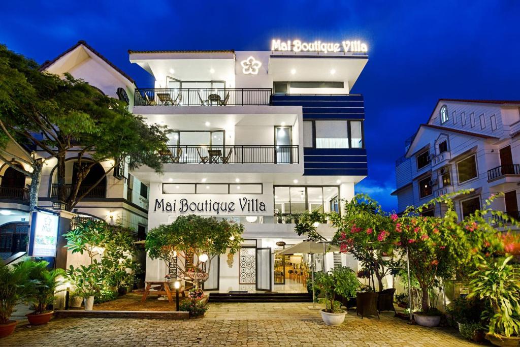 Mai Boutique Villa Danang Vietnam Booking Com