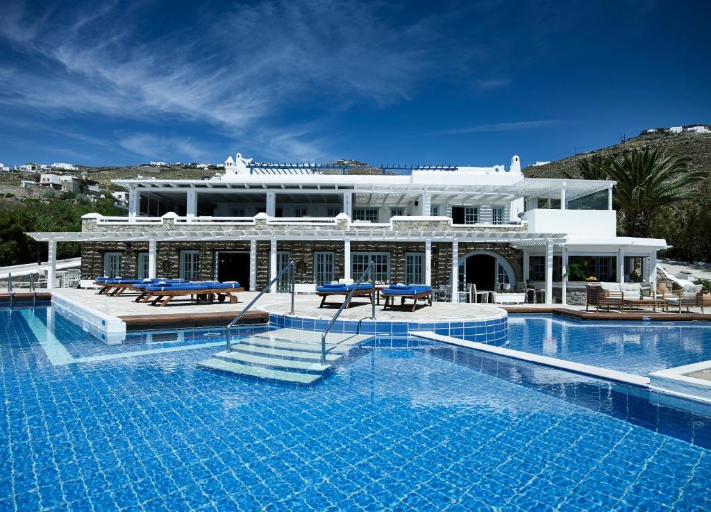 San Marco Hotel Houlakia Greece Booking Com