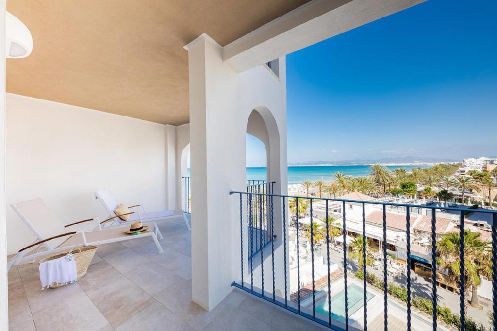 Hotel Myseahouse Flamingo Playa De Palma Spain Booking Com