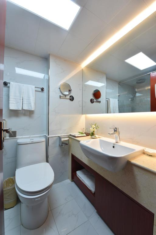 Beijing Jintai Oasis Hotel China Booking Com