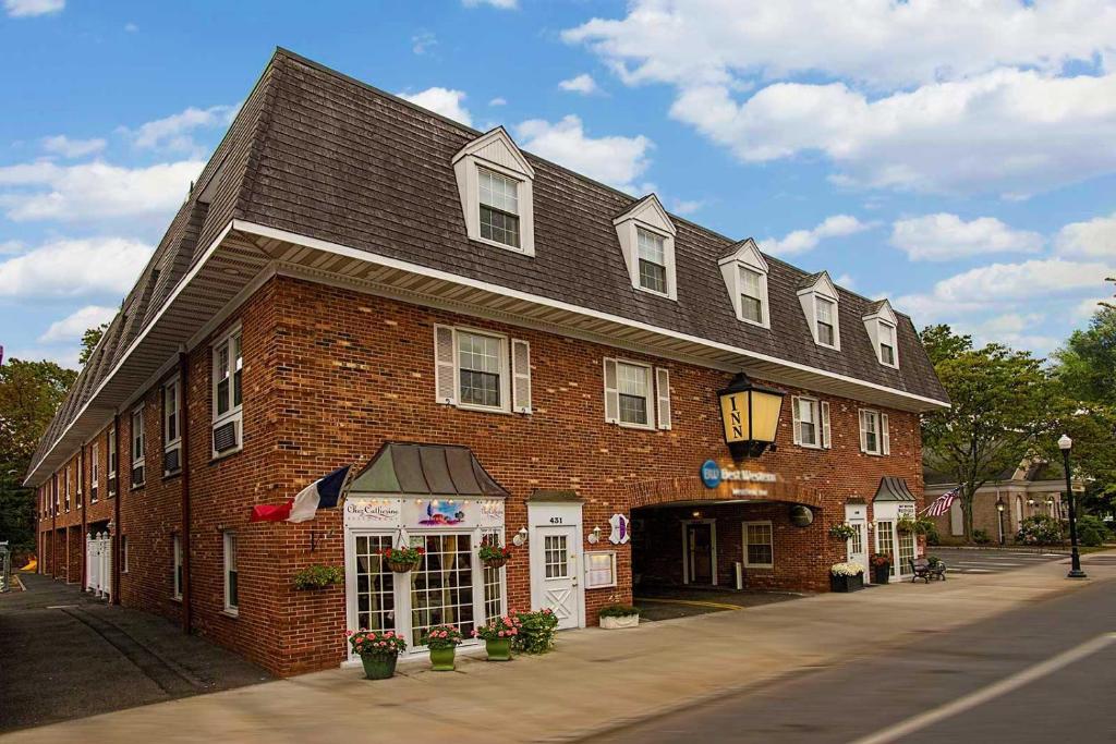 Best Western Westfield Inn Nj Booking Com