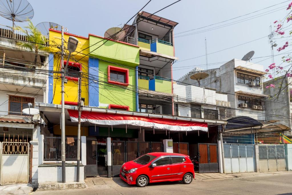 Reddoorz Near Gajah Mada Plaza 2 Jakarta Harga 2020 Terbaru