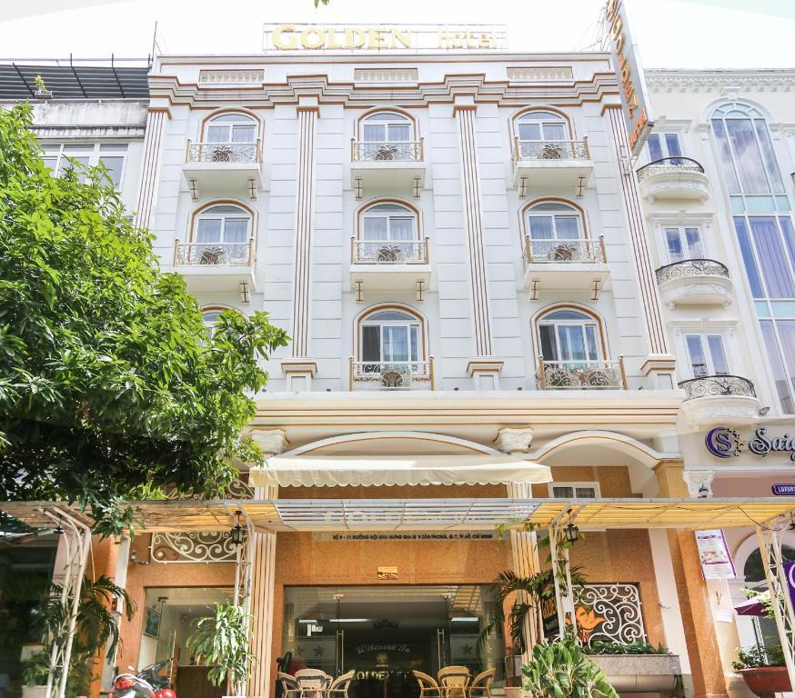 Golden Hotel Ho Chi Minh City Vietnam Booking Com