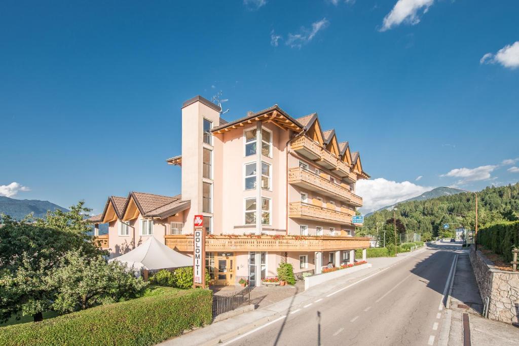 Hotel Dolomiti Vattaro Italy Booking Com