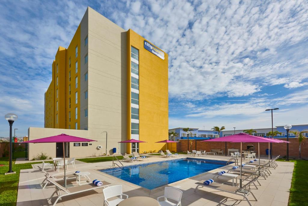 Hotel City Express Rosarito Mexico Booking Com