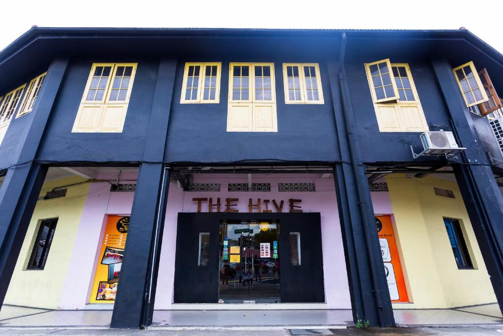 Hive Backpackers Hostel Singapore Singapore Booking Com