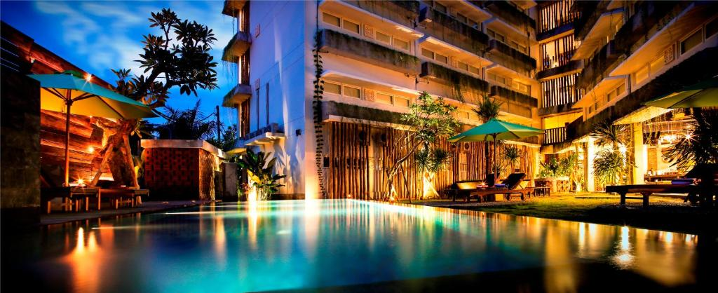 Grandmas Plus Hotel Airport Kuta Indonesia Booking Com