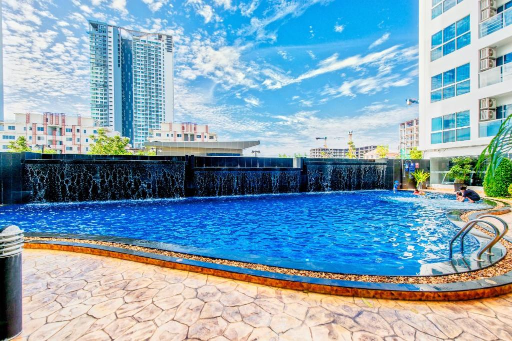 Apartment Nam Talay Jomtien Beach Na Jomtien Thailand