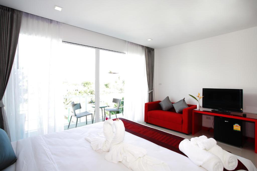 Hotel Baan Sabai Rawai Beach Thailand Booking Com