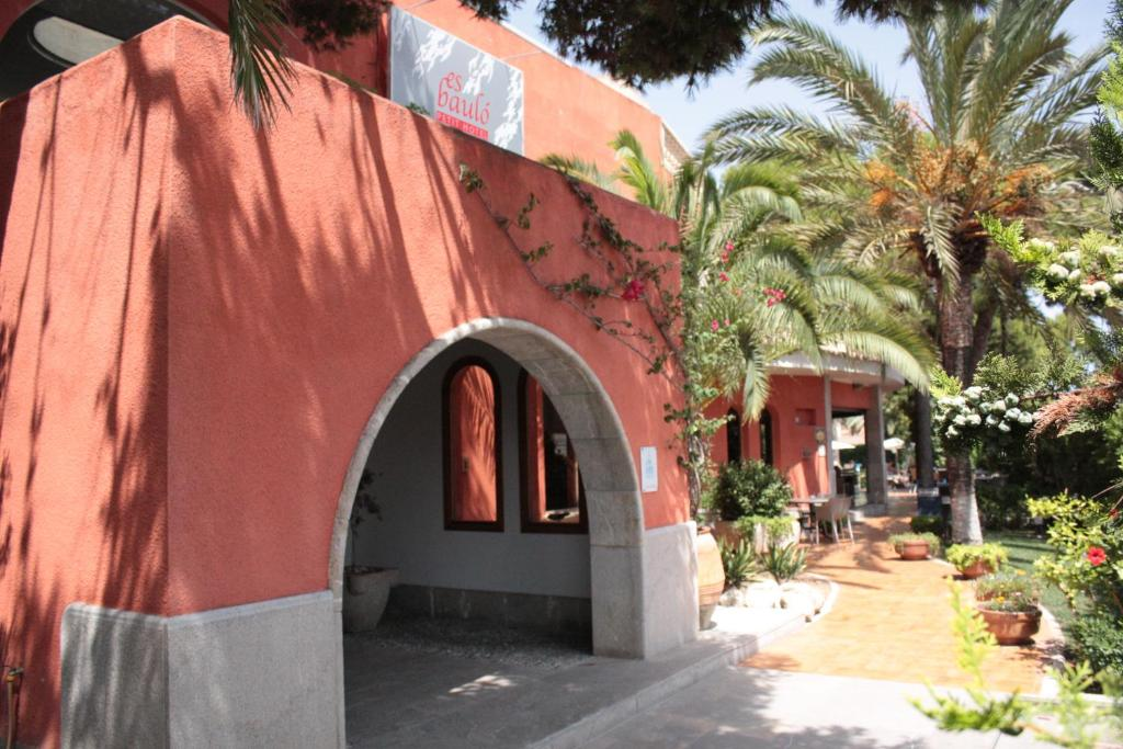 Es Baulo Petit Hotel Can Picafort Spain Booking Com