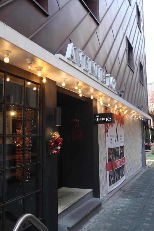 Avenue 162 Hotel Seoul South Korea Booking Com
