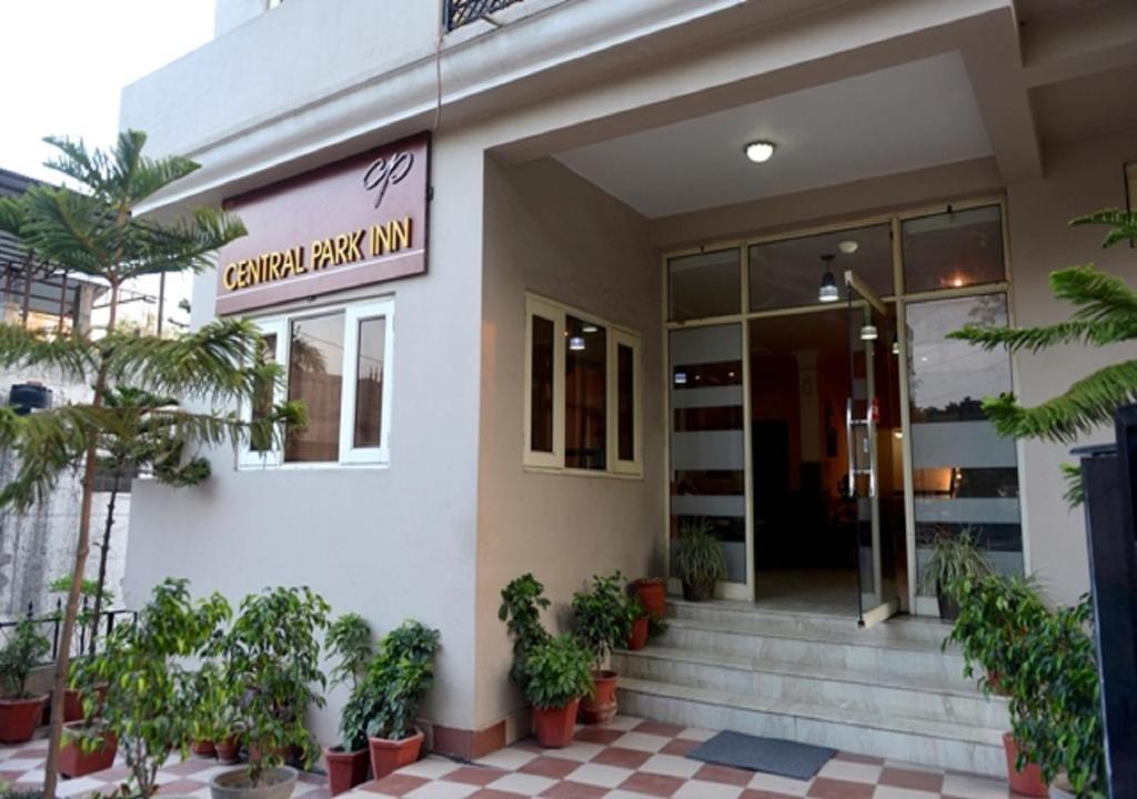 Hotel Central Park Inn Dehradun India Booking Com