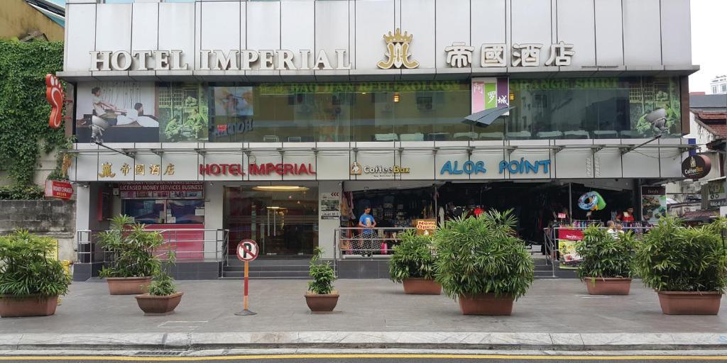 Hotel Imperial Kuala Lumpur Harga 2019 Terbaru